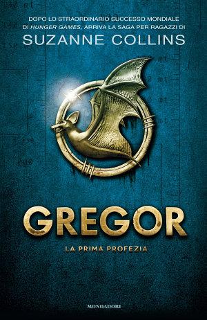 Italian cover for Gregor the Overlander!!