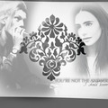 Jace/Clary Fanart - jace-and-clary fan art