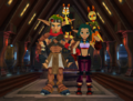 Jak x Keira Hagai and Daxter x Tess Ottsel 2 - jak-and-daxter photo