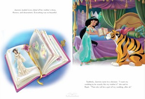 Jasmine s Royal Wedding - A Disney Princess Storybook