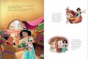 জুঁই s Royal Wedding - A ডিজনি Princess Storybook