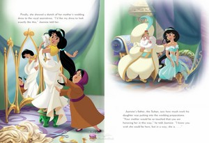 hoa nhài s Royal Wedding - A Disney Princess Storybook