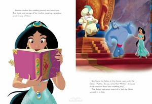 melati, jasmine s Royal Wedding - A Disney Princess Storybook
