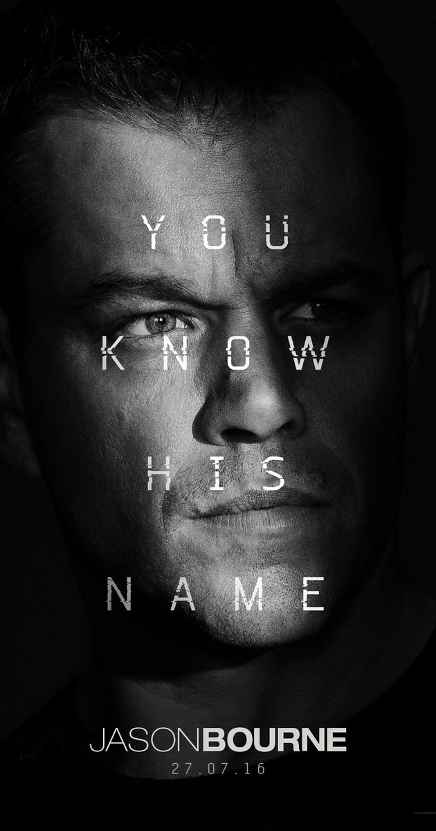 movie trailers images jason bourne movie posters hd wallpaper and
