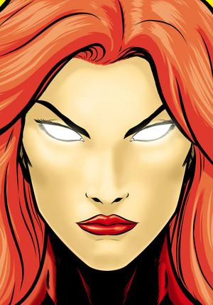 Jean Grey Phoenix Variant por Thuddleston