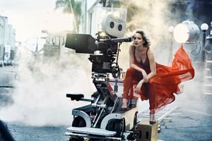Jennifer Lawrence - Vanity Fair Photoshoot - December 2016
