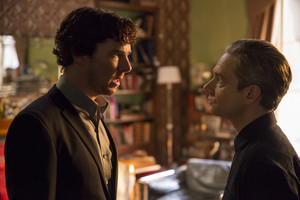 Johnlock - Season 4