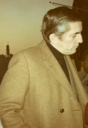Jonathan Frid, 1970