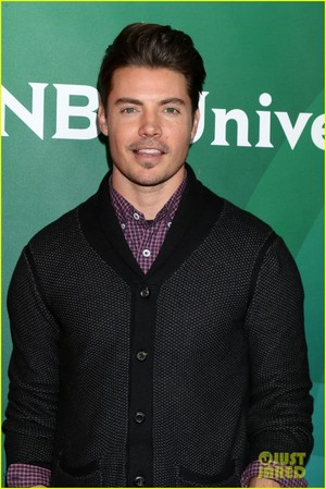 Josh Henderson at the 2017 TCA Winter Tour