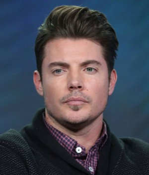 Josh Henderson at the 2017 Winter TCA Tour