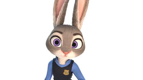Judy Hopps Обои called Judy Hopps