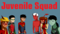 Juvenile Squad - young-justice-ocs fan art