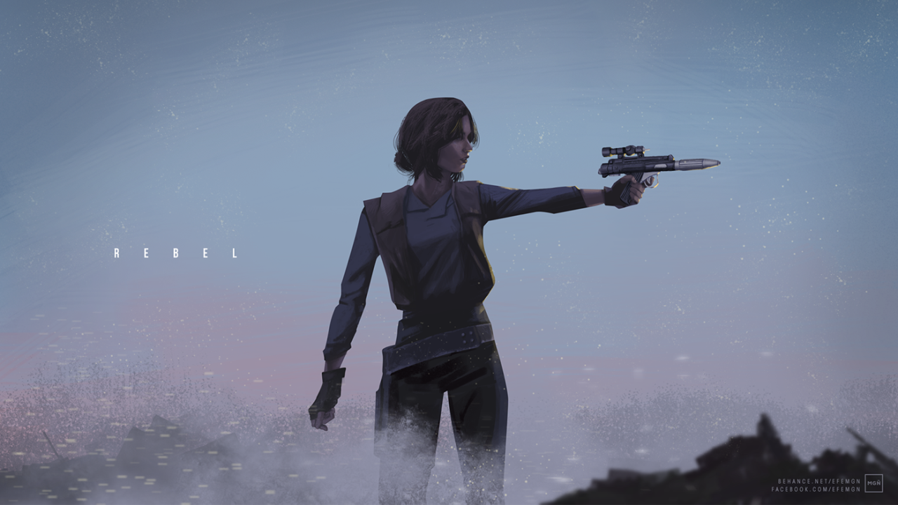 Jyn Erso Images Jyn Hd Wallpaper And Background Photos 40127250