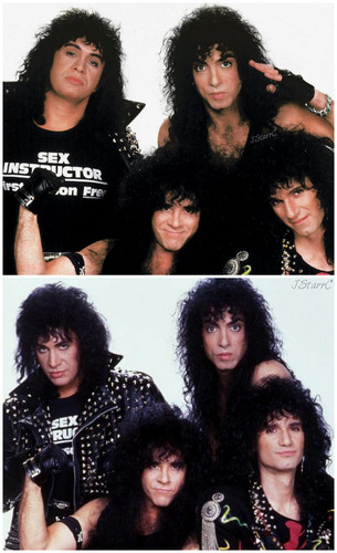 Paul stanley images kiss 1988 smashes thrashes and hits for 1988 club music