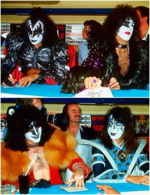 Kiss ~Frankfurt, West Germany...September 16, 1980