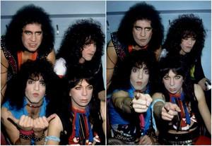 kiss ~London, England…October 23, 1983