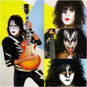 Kiss ~Munich, West Germany…November 30, 1982