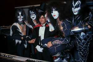 kiss (NYC) January 13, 1976 with Bob Ezrin