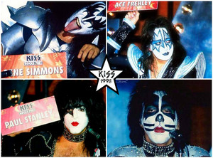 kiss ~Psycho Circus press conference promo...September 21, 1998
