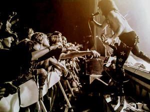 baciare ~Stockholm, Sweden...October 9, 1980