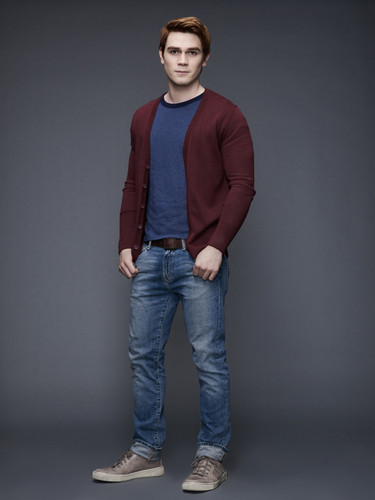 Riverdale (2017 TV series) fond d'écran titled KJ Apa as Archie Andrews
