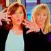 Kelli and Mariska - kelli-giddish icon