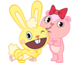 Kiss me! - happy-tree-friends photo