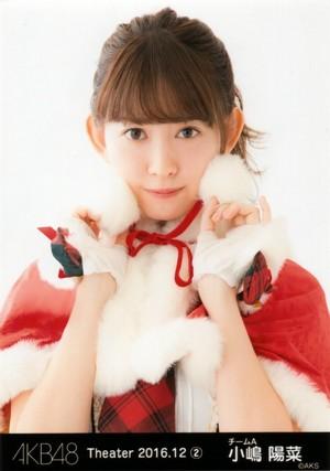 Kojima Haruna December 2016