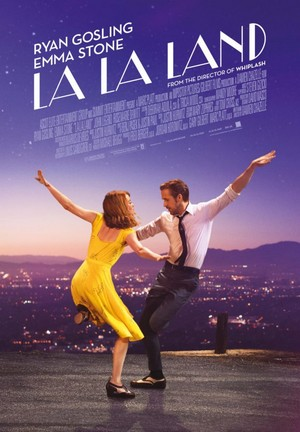 La La Land 2016 movie poster