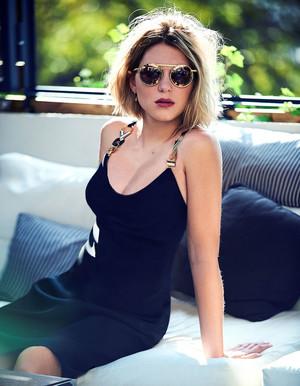 Lea Seydoux - Madame Figaro Photoshoot - 2016