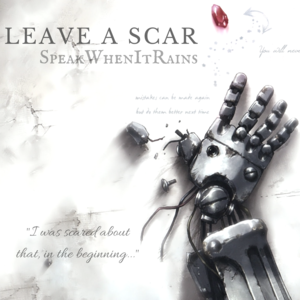 Leave a Scar