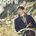 Lee Joon is the sultry cover model of 'ADDY K's January issue - lee-joon photo