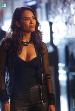 Lesley-Ann Brandt as Mazikeen in Lucifer - 'Love Handles'