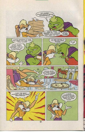 Lola Bunny Comic Book Part 4