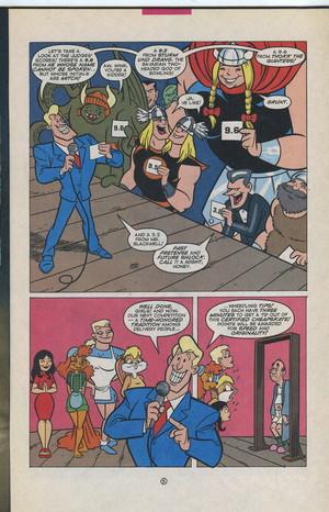 Lola Bunny Comic Book Part 5