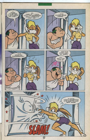 Lola Bunny Comic Book Part 5