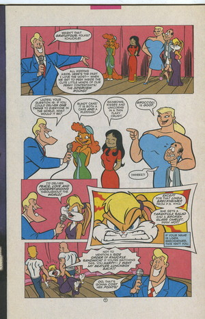 Lola Bunny Comic Book Part 7