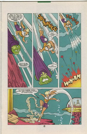Lola Bunny Comic Book Part 8