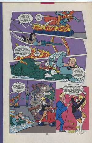 Lola Bunny Comic Book Part 9
