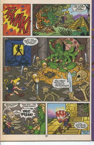 Lola Bunny Comic Books