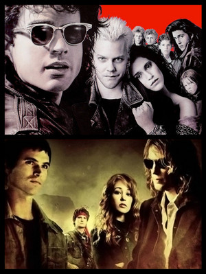 lost Boys and lost Boys 2: The Tribe