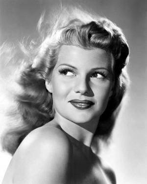 Lovely Rita Hayworth