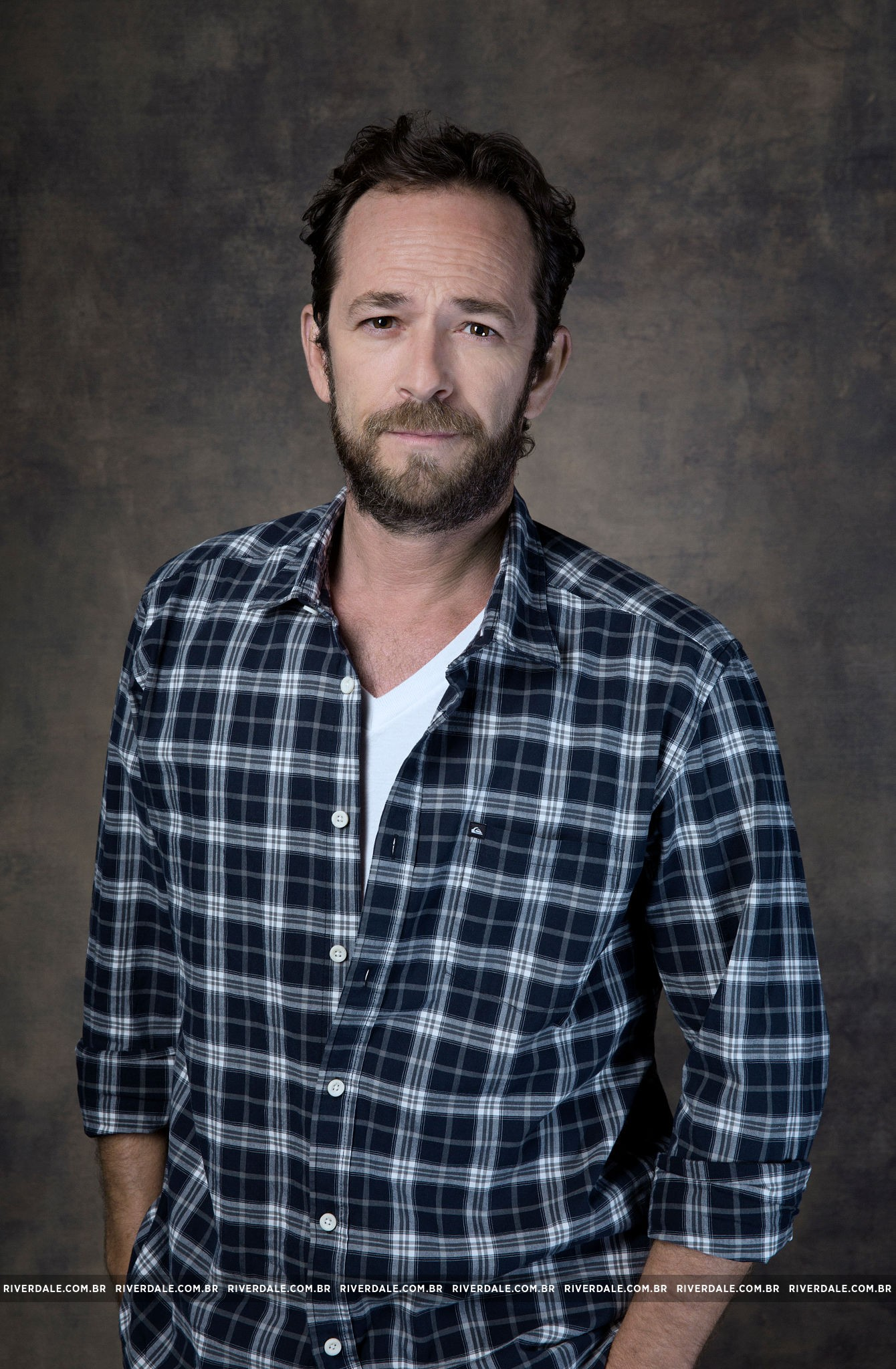Luke Perry - LA Times Portrait Studio
