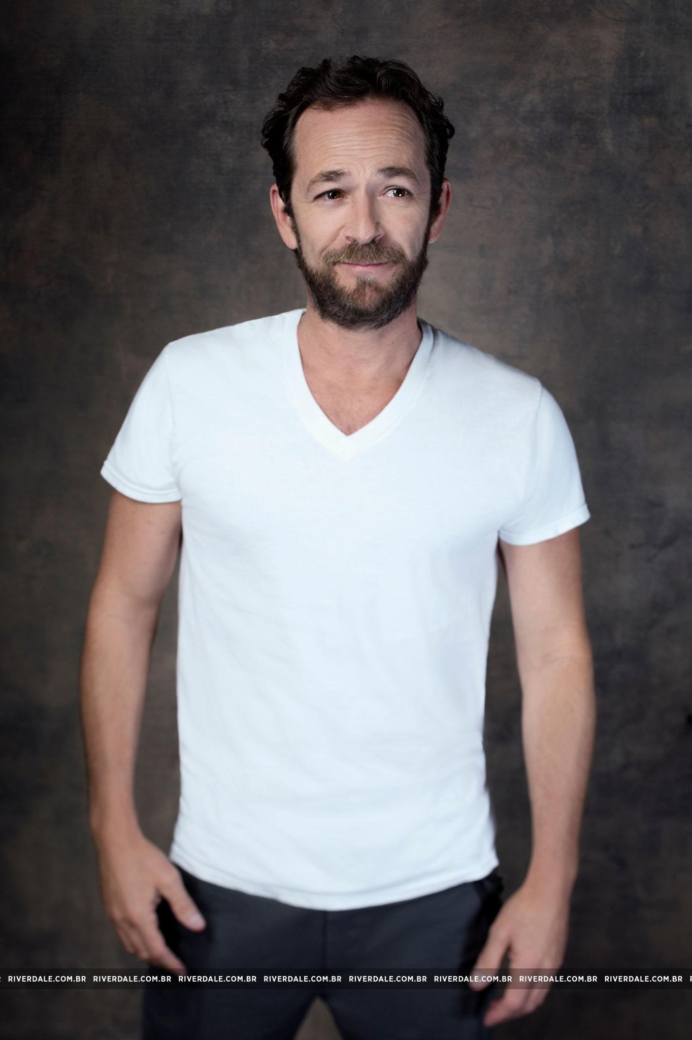 Luke Perry - LA Times Portrait Studio