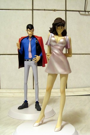 Lupin The Third Figurines 002