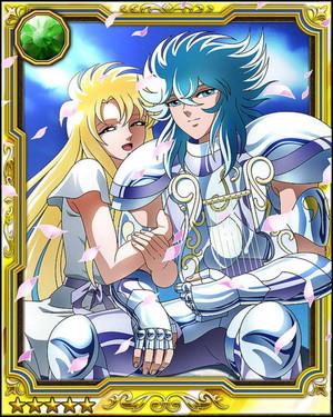 Lyra Orphée and Eurydice