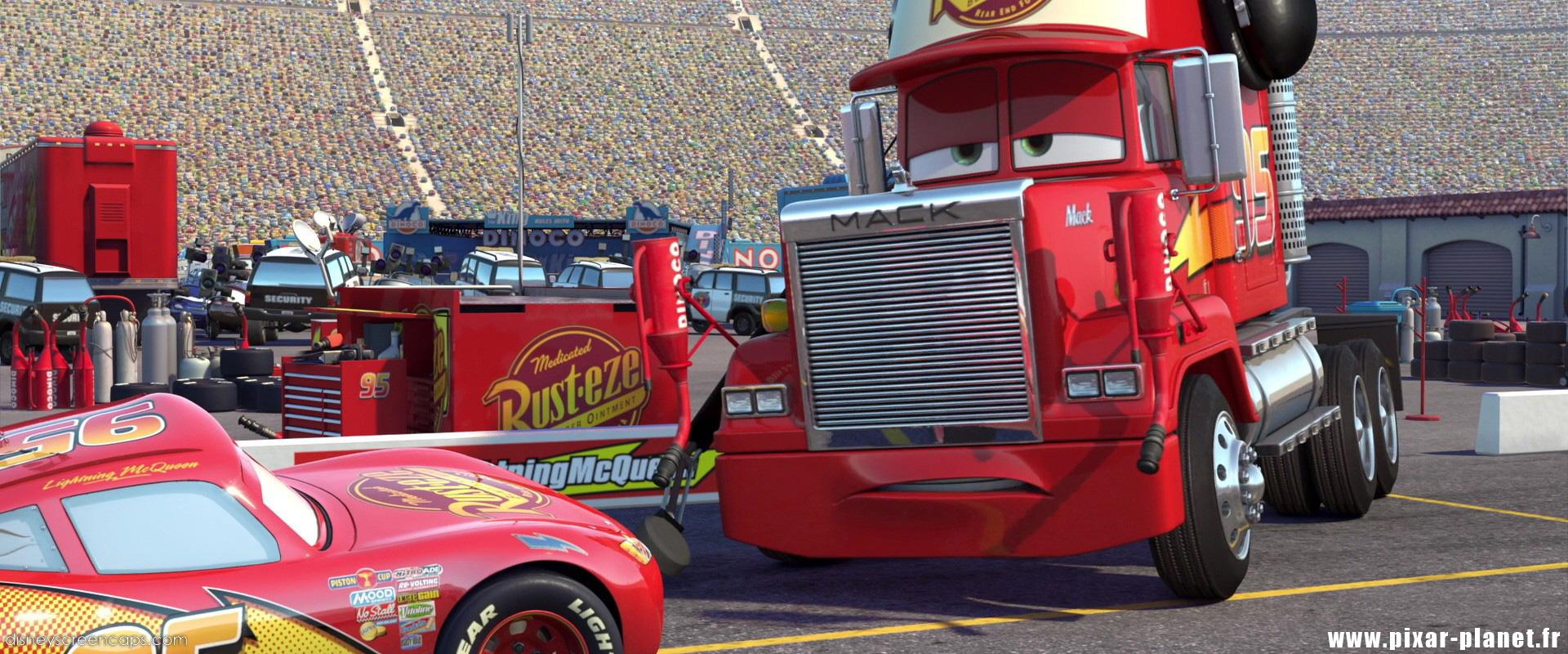 Mack Disney Pixar Cars Photo 40142991 Fanpop