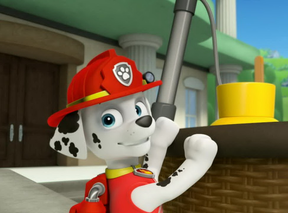 marshall paw patrol images marshall hd wallpaper and background