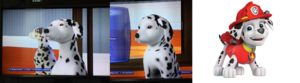 Marshall on Sims 3