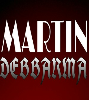 Martin Debbarma Lyrics Artwork.